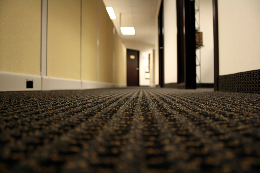 Is Your Office Starting To Smell? Avoid a Carpet Cleaning Nightmare