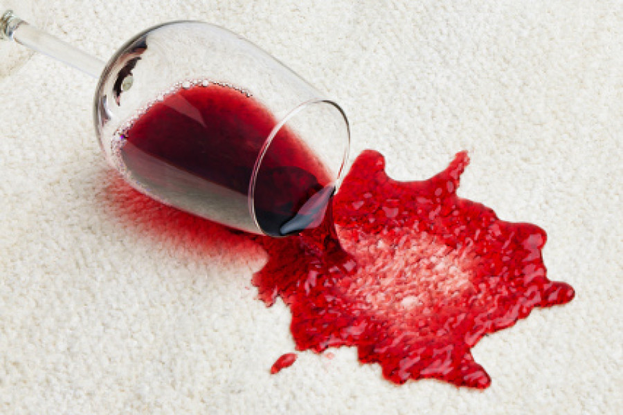 A Fool-Proof Guide for Getting Wine Out of Carpet and Upholstery