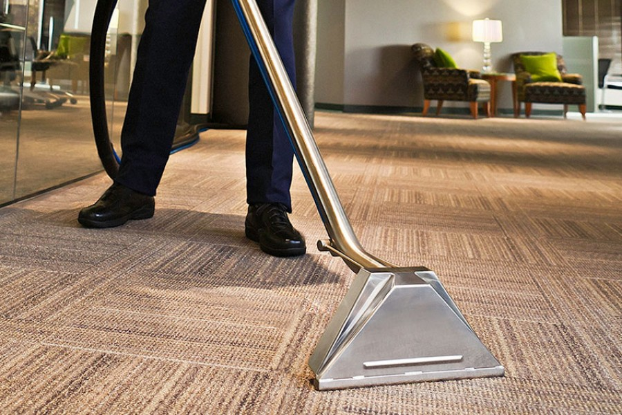 5 Benefits of Carpet Cleaning for Businesses